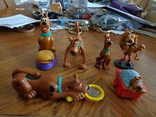 Vintage SCOOBY DOO Action Figure lot