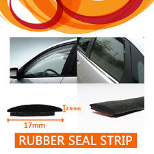 10M Universal Window Trunk EPDM Rubber Seal Strip AdhesiveWaterproof All Weather