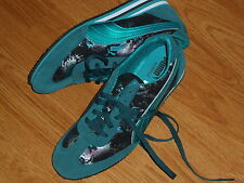 PUMA ECO ORTHOLITE SNEAKERS SIZE 9.5 LADIES TEAL GREEN PRINT NWT