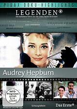 Legenden Audrey Hepburn * DVD Biografie Doku aus Doku-Reihe im Ersten Pidax Neu