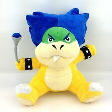 Ludwig von Koopa Super Mario Bros Soft Plush Toy Kooky vo Koopalings Leader 7''
