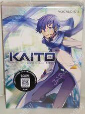 VOCALOID3 KAITO V3 Vocaloid 3 Vocal Software DVD Windows Mac Crypton Japan NEW