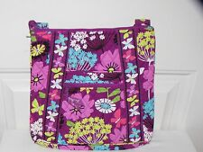 Vera Bradley FLUTTERBY  Large Hipster New With Tags