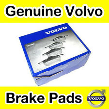 Genuine Volvo V70, XC70 (08-) Rear Brake Pads (Solid Discs & Electric Handbrake)