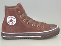 Converse Chucks AllStar Boot Chocolate 111518 Leder