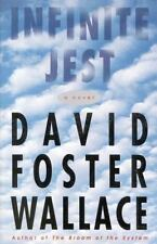 Infinite Jest by David Foster Wallace (1996, Hardcover)