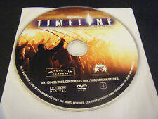 Timeline (DVD, 2003, Widescreen)