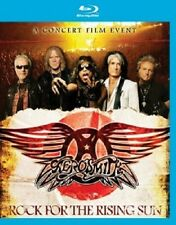 AEROSMITH - ROCK FOR THE RISING SUN  BLU-RAY 17 TRACKS POP KONZERT NEU