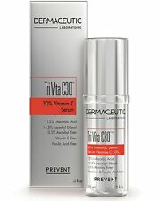 Dermaceutic Tri Vita C30 30ml 1.08oz New in box #tw