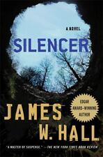 Silencer 9 by James W. Hall (2010, Hardcover)