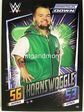 Slam Attax Then Now Forever - #132 Hornswoggle