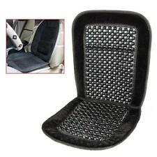 Car Van Lorry Universal Beaded Cushion Seat Comfy Massage Back Wooden Bead Cover