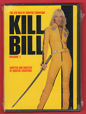 Kill Bill Volume 1 DVD Movie Quentin Tarantino Uma Thurman Lucy Liu New Sealed