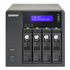 Qnap High-performance Turbo Vnas With 4k Video Playback And Transcoding - Intel