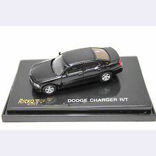 HO 1:87 RICKO 38447 Dodge Charger R/T - Black