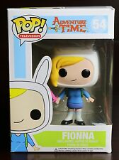 Adventure Time Fionna FUNKO Pop Vinyl Figure DAMAGED BOX