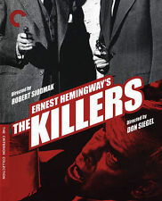 The Killers (Blu-ray Disc, 2015, Criterion Collection)