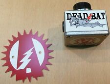 "Alchemy Audio ""Dead Bat"" Dying 9 Volt Battery Simulator Effect Pedal Voltage Sag"