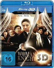 Woman Knight - Ip Woman in 3D ( Martial Arts BLU-RAY )mit Anthony Wong, Lam Suet