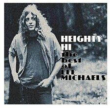 Lee Michaels - Heighty Hi (The Best of) (2016)  CD  NEW/SEALED  SPEEDYPOST