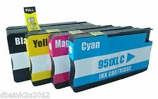 4 PK HP 950xl HP 951xl Ink Cartridges for OfficeJet Pro 251dw 8600 8610 Printers