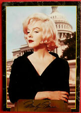 """Sports Time Inc."" Marilyn Monroe Tarjeta # 160 tarjetas individuales, emitido en 1995"