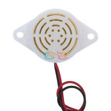 Functional 3-24V Electronic Tone Buzzer Alarm 95DB Continuous Sound 12V Security