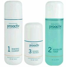 Proactiv 120 day 3pc Kit Proactive FREE PRIORITY SHIPPING 9/2017