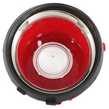 1970 1971 Early Camaro RS Back Up Light Lens Left Hand LH