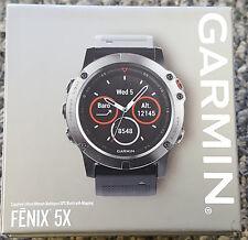 Garmin Fenix 5X Sapphire Multisport GPS Heart Rate Monitor Watch 010-01733-00