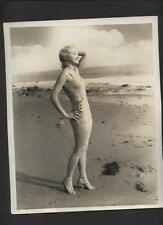Charming Bathers 1948 Pin-up exhibit card Company Archive  PRODUCTION PHOTO #8