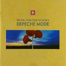 CD - Depeche Mode - Music For The Masses - #A3782