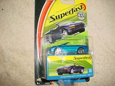 MATCHBOX SUPERFAST #30 CHEVROLET CAMARO SS 1 OF 10,000 FREE USA SHIP