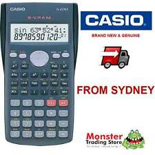 AUSSIE SELLER CASIO SCIENTIFIC CALCULATOR FX82 FX-82MS FX-82 12-MONTH WARRANTY