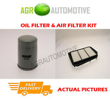 PETROL SERVICE KIT OIL AIR FILTER FOR CHEVROLET LACETTI 1.6 109 BHP 2005-13