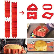 4Pcs Silicone Cake Mold Magic Bake Snakes Mould Baking Tools Silikon Kuchenform