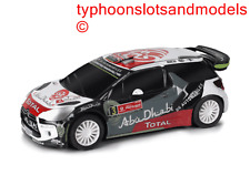 C10231 scx compact citroen DS3 wrc-rallye portugal - 1:43 scale-new & boxed