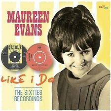 Maureen Evans - Like I Do: Sixties Recordings [New CD] UK - Import