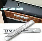 2pcs Metal Car Interior stikers Badge Emblems Stickers For Silver pair hot