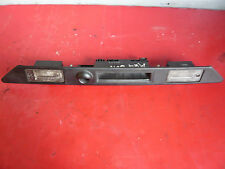 VW MK4 GOLF 1.9 TDI 2003 NUMBER PLATE LIGHTS