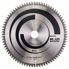 Bosch Multimaterial Circular Saw Blade 254x30x80 2608640450