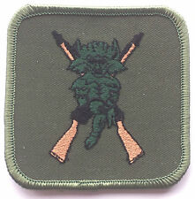 RAF No.2503 Squadron Crossed Rifles & Imp Royal Air Force Embroidered Patch