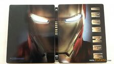V1 Iron Man G2 Blu-ray Steelbook Case only (No discs) | Blufans China In-stock