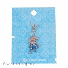 Pokemon Center Original Ash's Greninja Metal Charm key chain Satoshi's