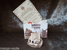 Vintage Lilliput Lane Cottages Tanners Cottage Box & Deeds