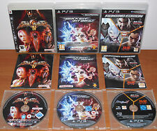 Namco Fighting Collection (SoulCalibur IV,V,Tekken Hybrid Tag Tournament,2,6)PS3