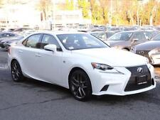 Lexus: IS 4dr Sdn AWD
