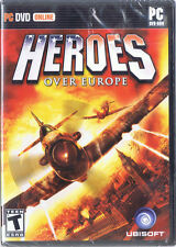 Heroes Over Europe (PC, 2009, Ubisoft, SEALED NEW)