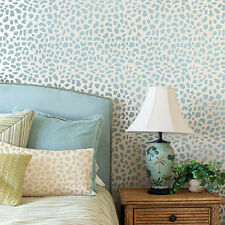 Leopard Skin Pattern Stencil - SMALL - Sturdy and Reusable Wall Stencils for DIY