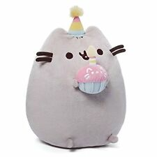 "Gund Pusheen Birthday 10.5""- NEW with tags, by GUND!"